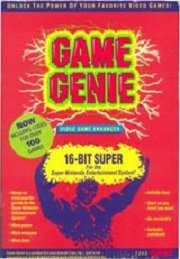 Casper SNES Game Genie Codes