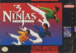 3 Ninjas Kick Back (SNES) Game