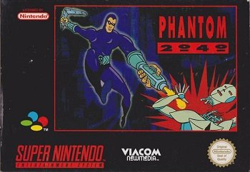 Phantom 2040 SNES Hidden Gem