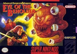 AD&D Eye of the Beholder
