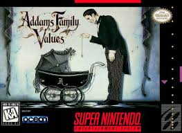 Addams Family Values SNES