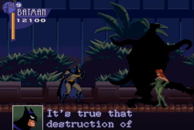 Adventures of Batman & Robin Screenshot
