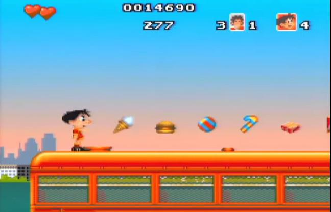 Adventures of Kid Kleets Screenshot