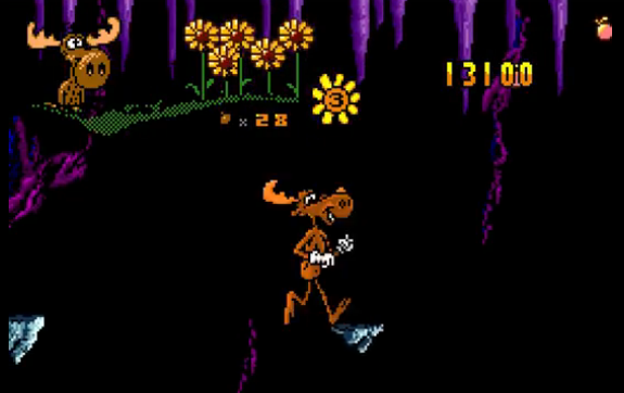 Adventures of Rocky and Bullwinkle and Friends Screenshot