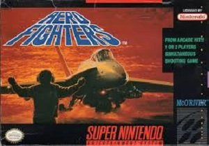 Aero Fighters SNES