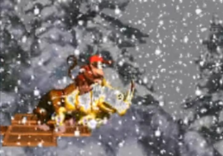 Donkey Kong Country Kremling's Revenge Remodel Screenshot2