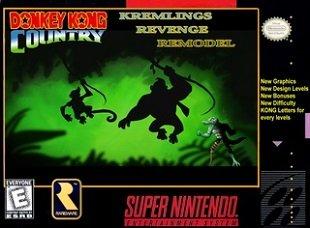 Donkey Kong Country Kremling's Revenge Remodel