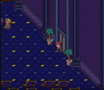 EarthBound SNES ROM Hack