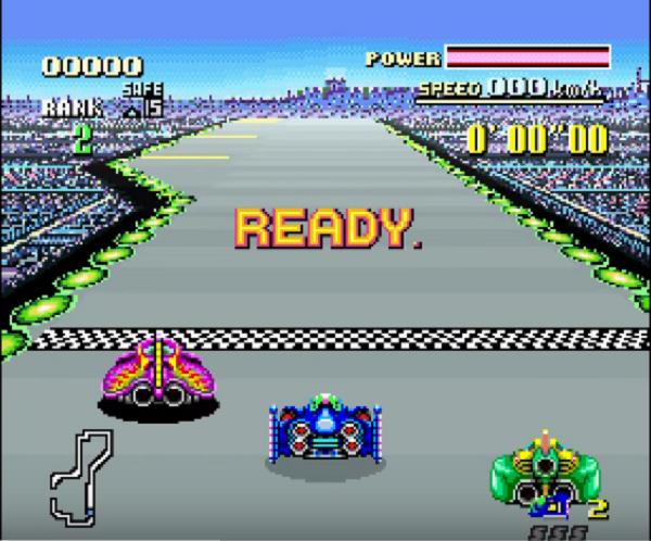 F-Zero The Lost Tracks screenshot