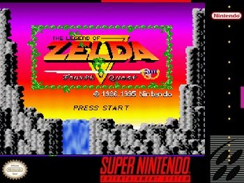 The Legend of Zelda Fourth Quest