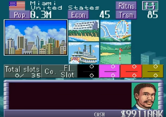 Aerobiz Supersonic Gameplay