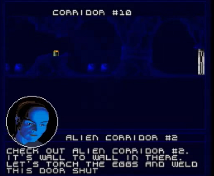 Alien 3 Screenshot