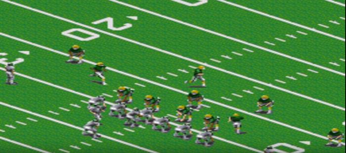 All American Championship Football screenshot