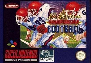 All American Championship Football