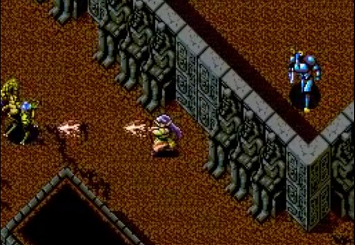 Arcus Spirits Screenshot