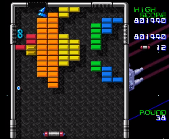 Arkanoid Doh It Again screenshot