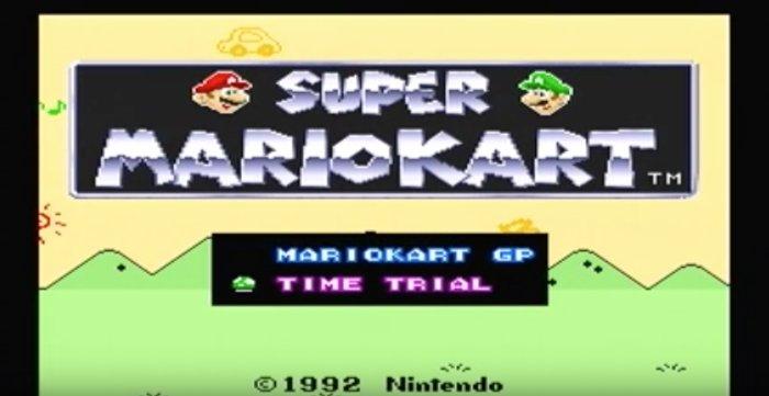Super Mario Kart Pro Edition 1
