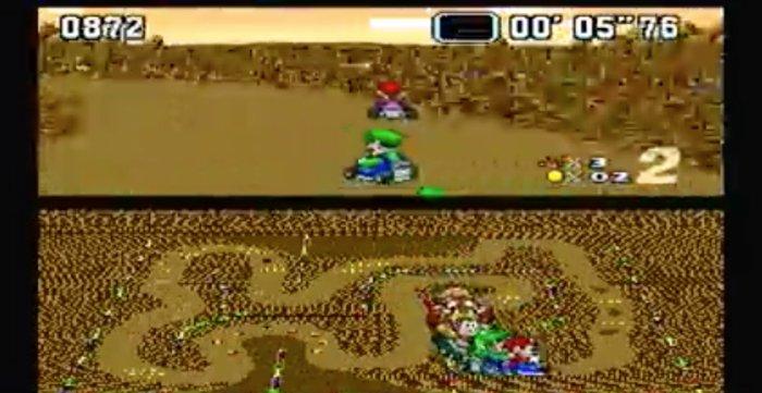 Super Mario Kart Pro Edition 2