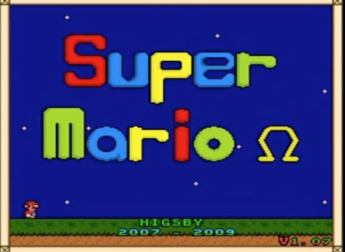 Super Mario Omega 1