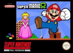 Super Mario Omega SNES ROM Hack