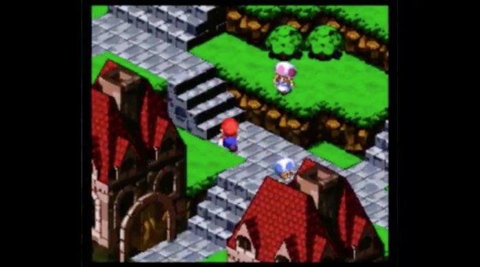 Super Mario RPG - Master Quest 1