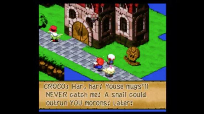Super Mario RPG - Master Quest 2