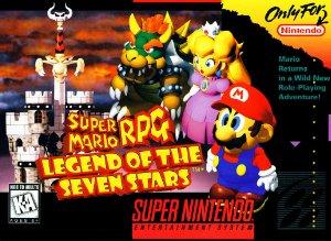 Super Mario RPG - Master Quest SNES ROM Hack