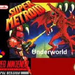 Super Metroid Underworld