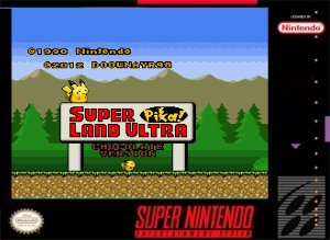 Super Pika Land Ultra Chocolate Version