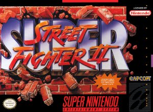 Super Street Fighter II - Easy Move SNES ROM Hack