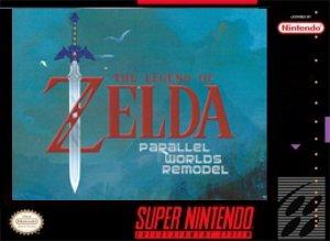 Zelda3 Parallel Remodel SNES ROM Hack