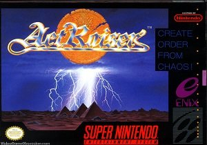 ActRaiser (SNES) Cheats