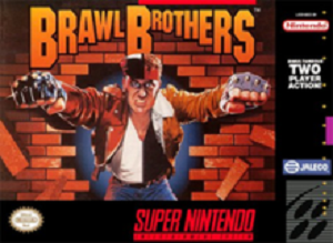 brawl brothers snes review
