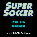 Super Soccer: Euro Edition