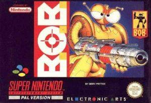 B.O.B (SNES) Super Nintendo Game