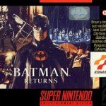 Batman Returns SNES Game
