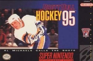 Brett Hull Hockey '95