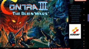 Contra III The Alien Wars snes cheats