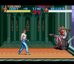 Final Fight Arcade Remix Gameplay