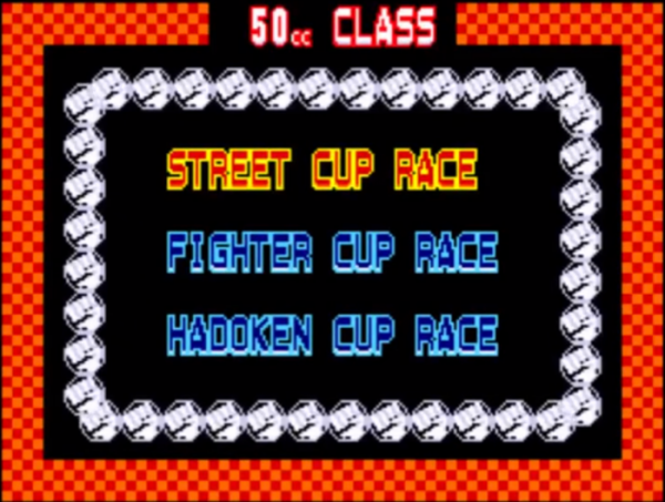 Hyper Street Kart Cups