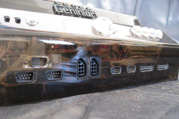 Super Genitari 4in1 ports