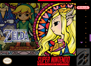 The Legend of Zelda Goddess of Wisdom