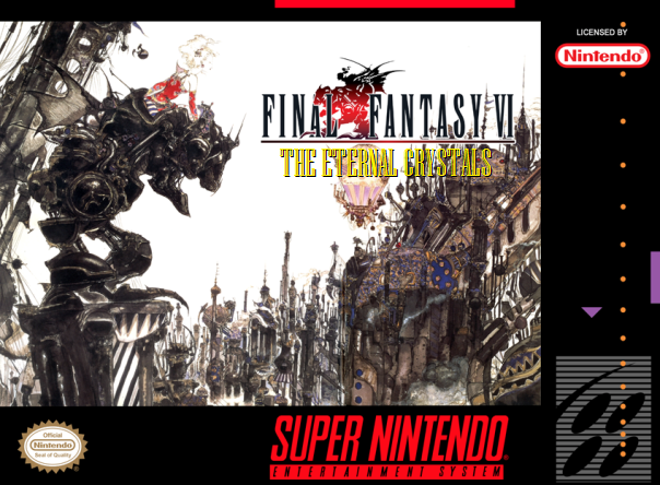 Final Fantasy VI - The Eternal Crystals (SNES) Rom Hack [Download +