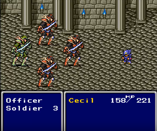 final fantasy II turbo
