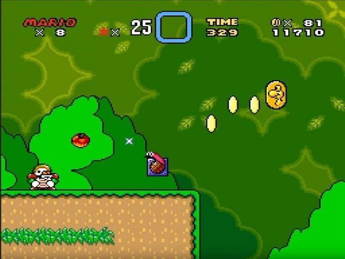 Super Mario World Odyssey (SNES) Rom Hack Download