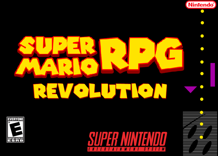 Super Mario RPG Revolution (SNES) Rom Hack [Download + Review]
