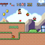 Super Mario World Adventure