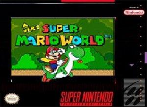 A Very Super Mario World SNES ROM Hack