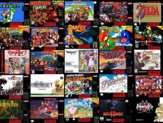 All Super Nintendo Games By Letter A