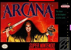 Arcana snes cheats